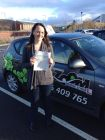 Hollie Passed!
