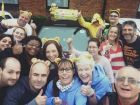 Children in Need Big Learner Relay 2015